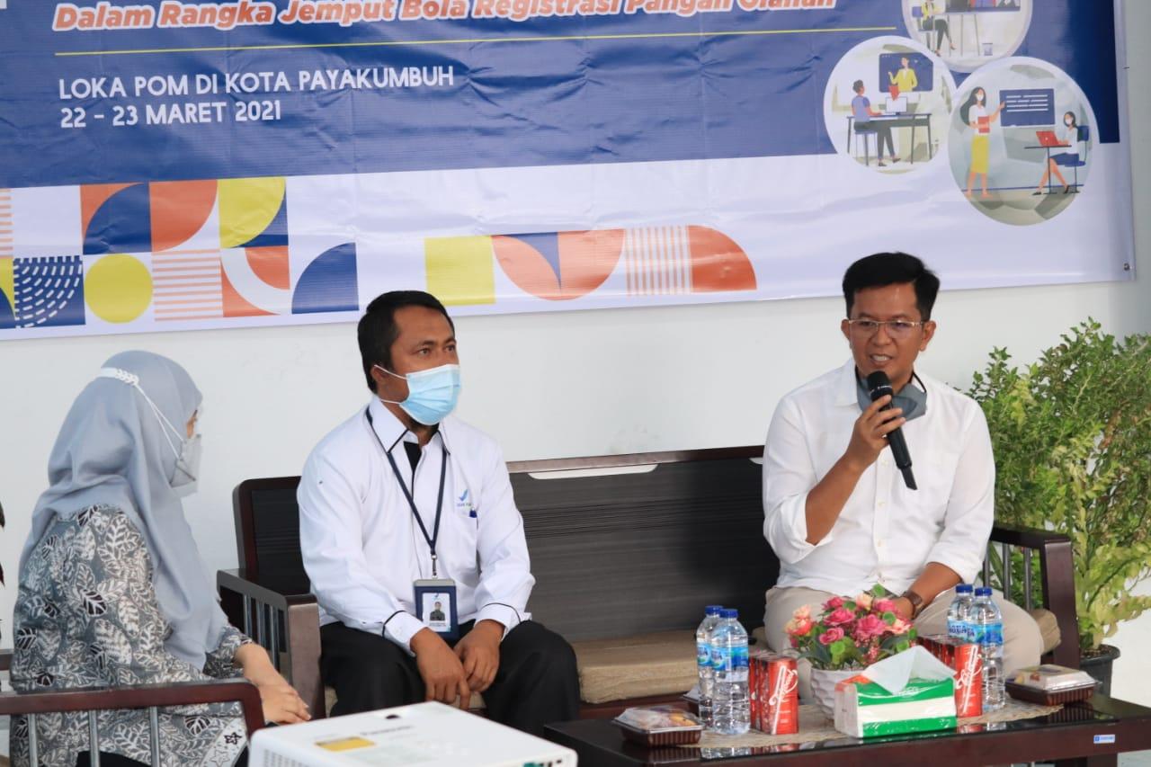 Wakil Wali Erwin Yunaz Hadiri Kegiatan Sosialisasi dan ...